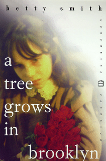 betty smith, a tree grows in brooklyn, coming of age, book review, book cover