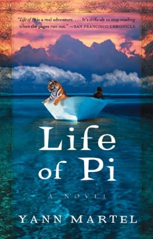 life of pi, yann martel, book review, book cover, philosophy, religion