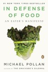 in defense of food, michael polla, book cover
