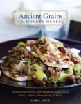 ancient grains for modern meals, maria speck, book cover, cookbook