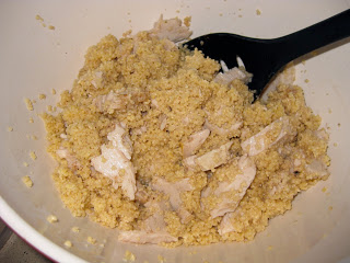 Maggie's Mind Mumbles//: Spiced Couscous and Turkey